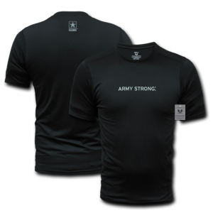 Rapid Dominance S30 RapidCool Performance T-Shirt: Black, Army