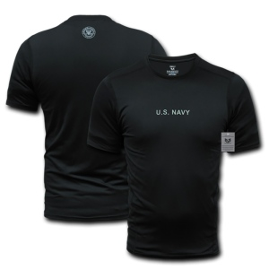Rapid Dominance S30 RapidCool Performance T-Shirt: Black, Navy