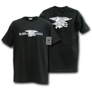Rapid Dominance S25 Classic Military T-Shirts: Black, Navy Seal