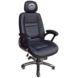 Wild Sports New York Mets Head Coach Office Chair